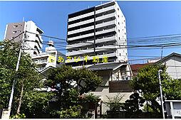 ステージグランデ上野松が谷[4階]の外観