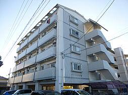 愛媛県松山市朝生田町2丁目の賃貸マンションの外観