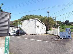 ハイツヤナセ[1階]の外観