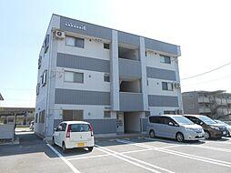 クレセントSAKURAI C 2階[202号室]の外観