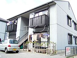 アメニティハイツ C棟[1階]の外観