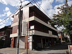 大阪府茨木市片桐町の賃貸マンションの外観