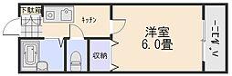 セジュールN[1階]の間取り