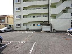 岐阜県可児市広見5丁目の賃貸マンションの外観