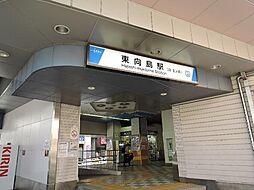 ハーモニーレジデンス東京イーストコア[7階]の外観