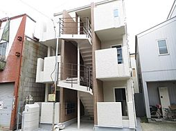 ポルトボヌール綾瀬[3階]の外観