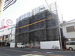 (仮称)船橋市宮本3丁目共同住宅[201号室]の外観