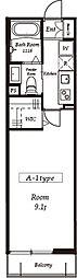 エルスタンザ北赤羽[2階]の間取り