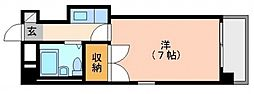 KAZ BLD[2階]の間取り