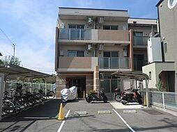 リアンジェ園田[2階]の外観