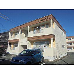 静岡県浜松市南区東若林町の賃貸アパートの外観