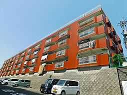 福岡県北九州市小倉北区高尾1丁目の賃貸マンションの外観