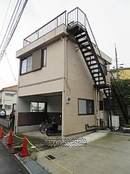 鈴木荘[2階]の外観