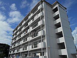 寿マンション[6階]の外観