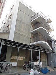 マンション松原[4階]の外観