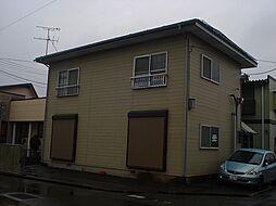 コーポ森[B号室]の外観