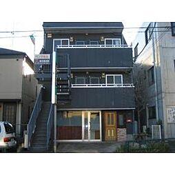 東京都町田市広袴2丁目の賃貸マンションの外観