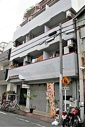 アリタマンション[4階]の外観