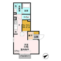 吹上駅 4.6万円