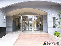 サンリヤン六ツ門[3階]の外観