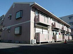 千葉県流山市向小金1の賃貸アパートの外観
