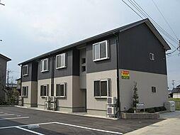 石川県野々市市三日市1丁目の賃貸アパートの外観