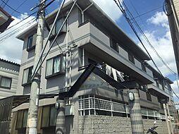 大阪府高槻市東五百住町3丁目の賃貸マンションの外観