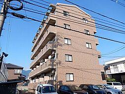 広島県広島市佐伯区五日市5丁目の賃貸マンションの外観
