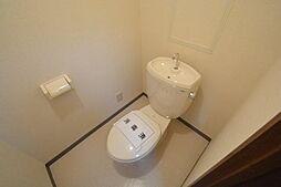 エトワール大島のトイレ