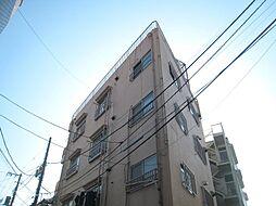 東京都小金井市中町3丁目の賃貸マンションの外観