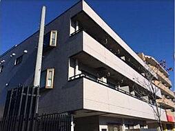 東京都練馬区春日町2丁目の賃貸マンションの外観