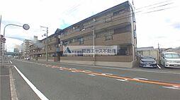 大阪府東大阪市長田2丁目の賃貸マンションの外観