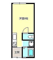 滝谷駅 2.3万円