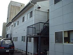新井コーポ[1A号室]の外観