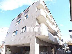 愛知県名古屋市名東区高針台2丁目の賃貸マンションの外観