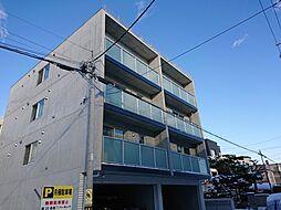 エルミタージュS20[4階]の外観