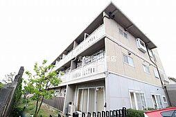 岡山県岡山市北区富町2丁目の賃貸マンションの外観