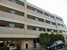クイーンズタウン1番館[2階]の外観
