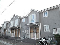 大阪府堺市西区鳳北町2丁の賃貸アパートの外観
