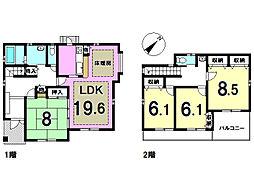大曽根駅 2,980万円
