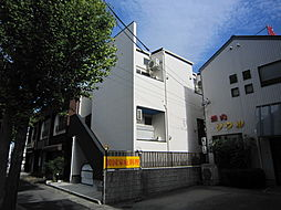 愛知県名古屋市西区大野木3丁目の賃貸アパートの外観