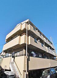 埼玉県朝霞市膝折町4丁目の賃貸マンションの外観