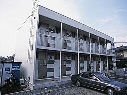 レオパレスグレートオブション[1階]の外観
