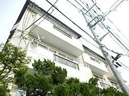 東京都板橋区前野町4丁目の賃貸マンションの外観