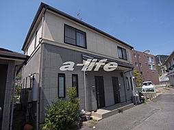 [一戸建] 兵庫県神戸市灘区六甲台町 の賃貸【/】の外観
