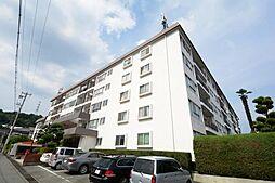宝塚御殿山マンション[2階]の外観