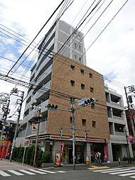 東京都渋谷区本町6丁目の賃貸マンションの外観