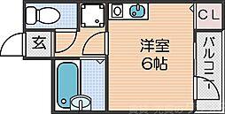 新今宮駅 4.7万円