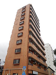 ライオンズマンション熱田神宮公園[8階]の外観