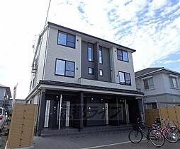 京都府京都市伏見区久我石原町の賃貸アパートの外観